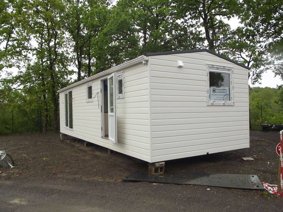 Stacaravans ardennen te koop euro camping paola for Viswater te koop belgie